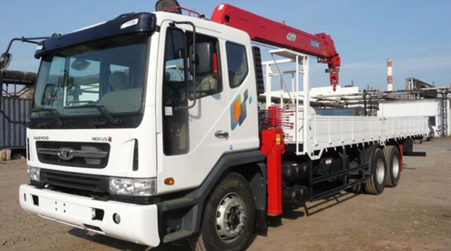 Манипулятор Daewoo Novus 7 тонн